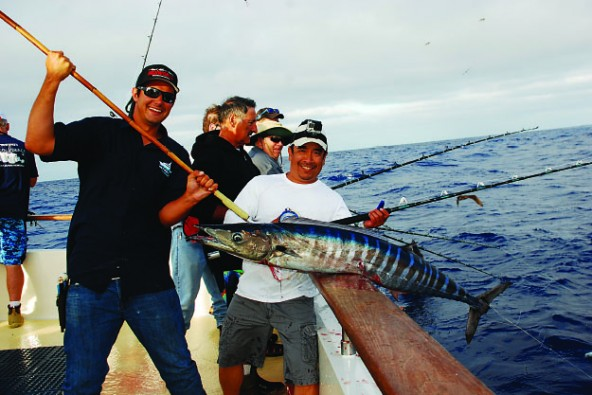 Dream trip aboard the intrepid pacific coast for Pacific fishing magazine