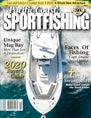 Pacific Coast Sportfishing Magazine Cover