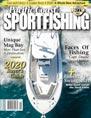 Pacific Coast Sportfishing Magazine Cover